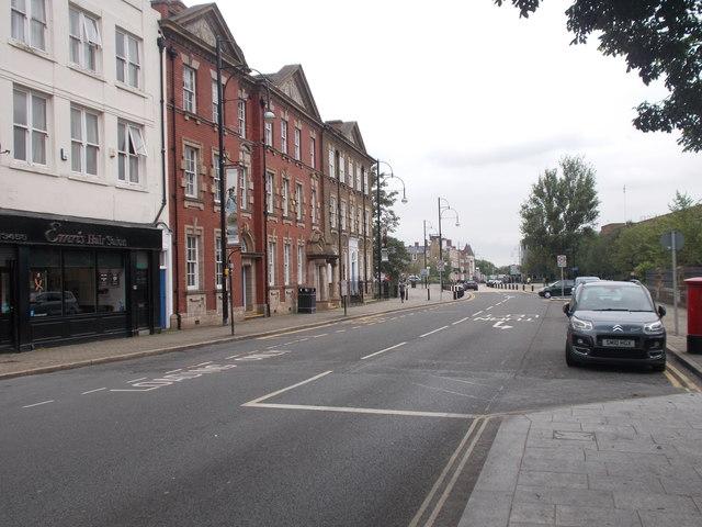 Church Road - High Street