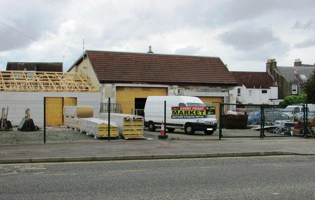 Building conversion, Leven