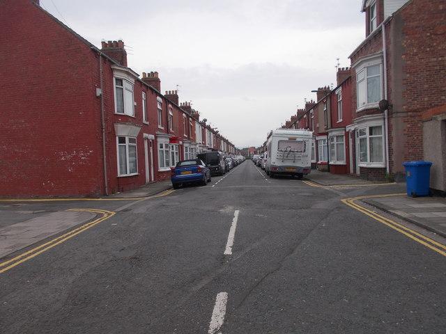 Muriel Street - Lord Street