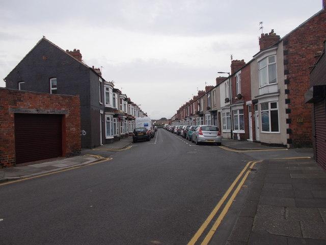 Charlotte Street - Lord Street