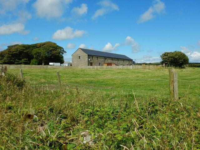 Restored Farm Building