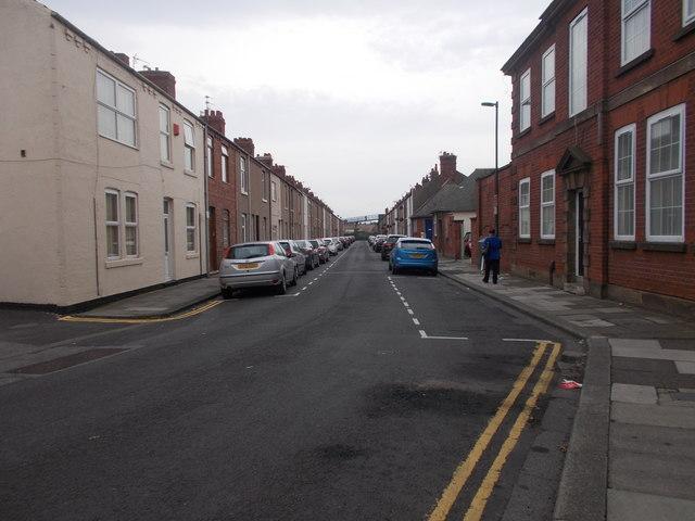 France Street - Lord Street