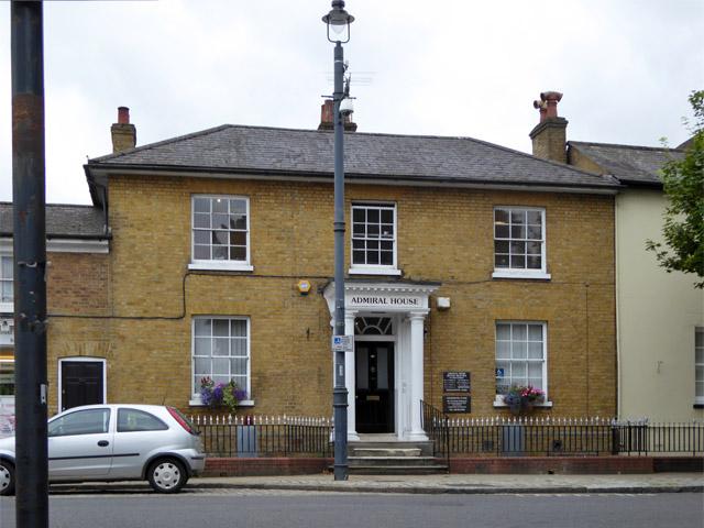 Admiral House, High Street, Berkhamsted