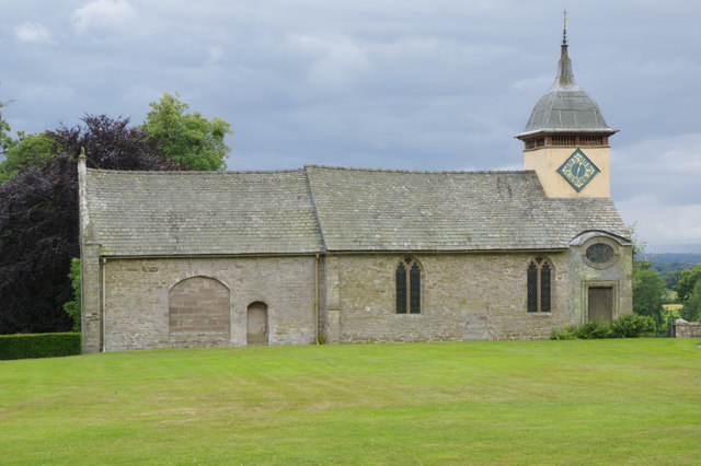 The Church of St Michael and All Angels, Croft Castle