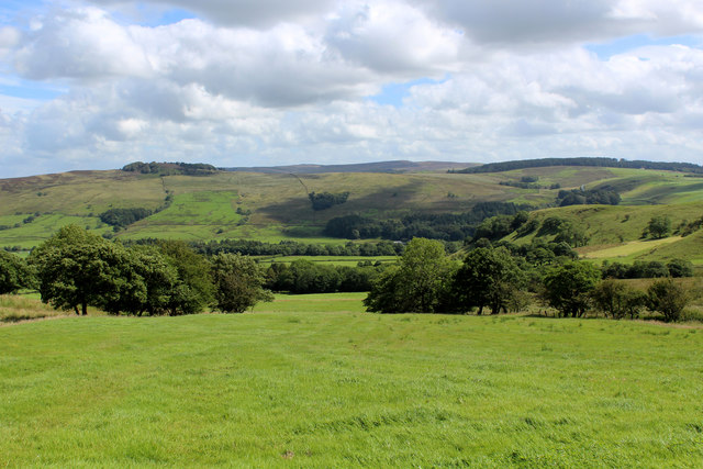 A View over the Hodder Valley (1)