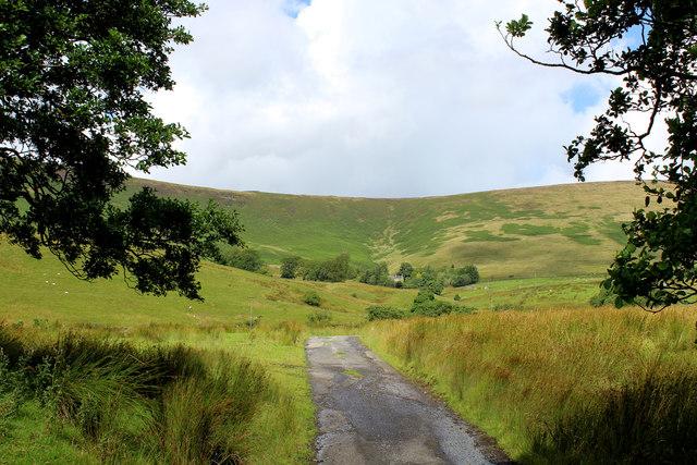 Access Lane to Whitemore (1)
