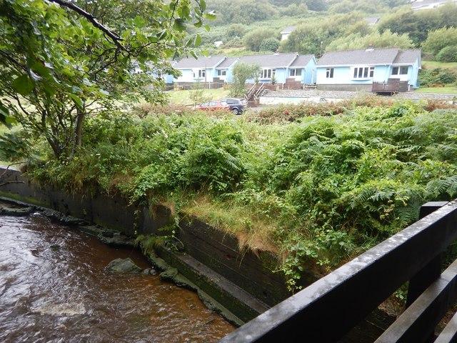 Groudle River Footbridge