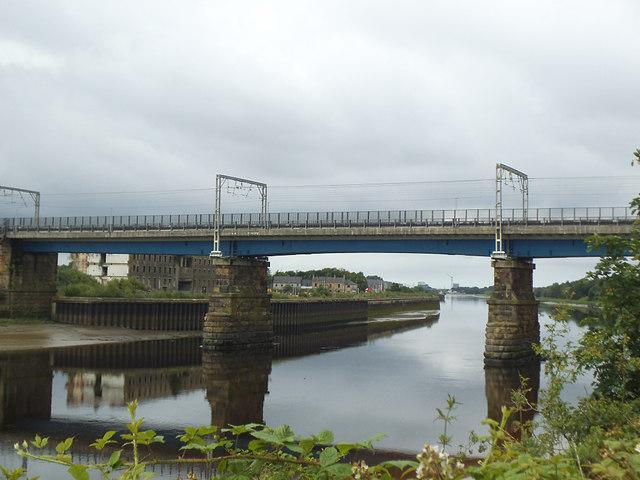 Carlisle Bridge, Lancaster