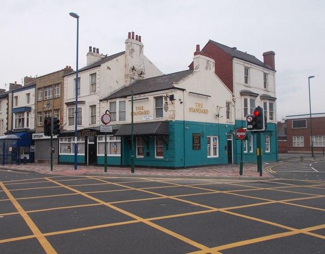 The Standard - West Dyke