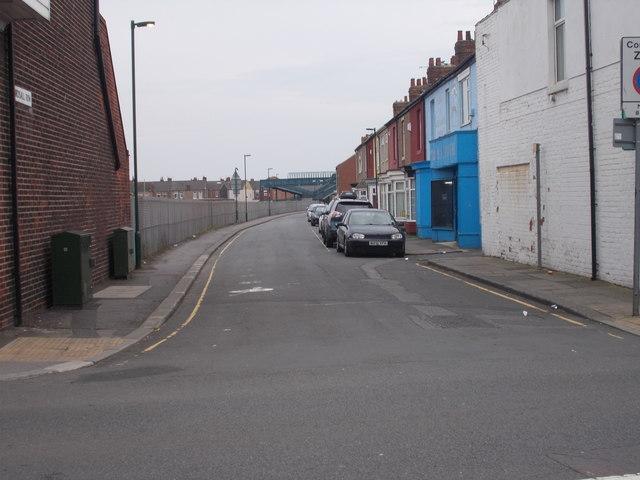 Birdsall Row - West Dyke Road