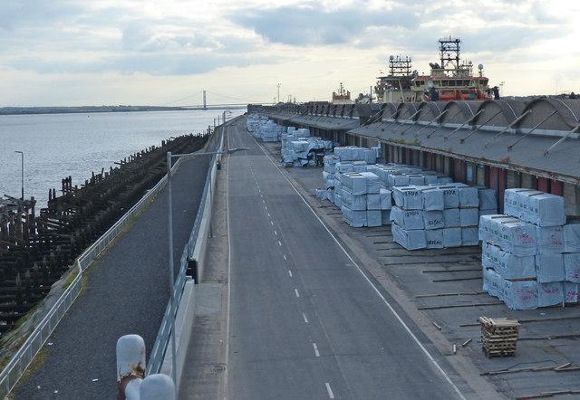 Warehouses at the Albert Dock, Kingston upon Hull
