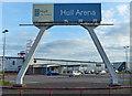 TA0928 : Hull Arena by Mat Fascione