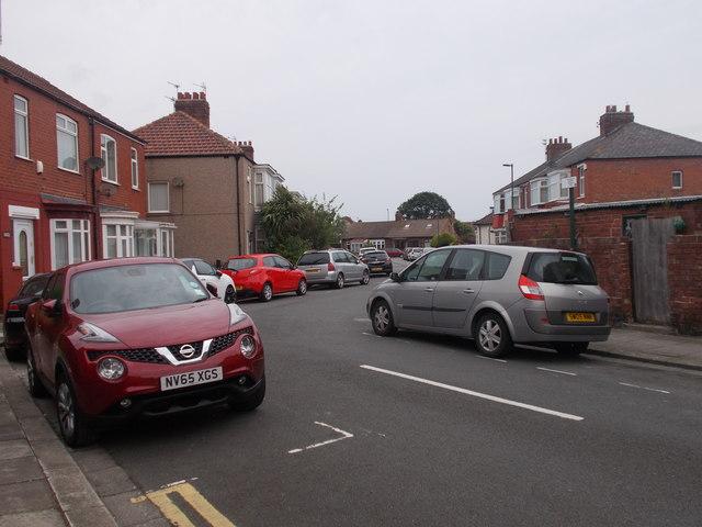 Grove Road - Thrush Road