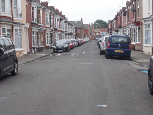 Southampton Street - Thrush Road