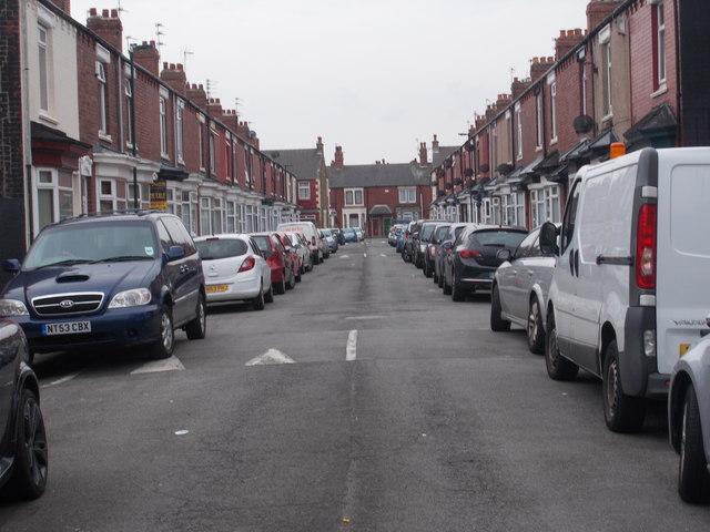 Fitzwilliam Street - Thrush Road