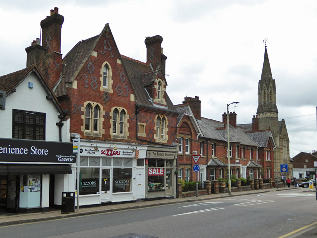 66 - 78 (evens) High Street, Berkhamsted