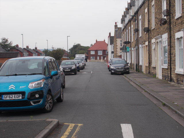 Olliver Street - Thrush Road