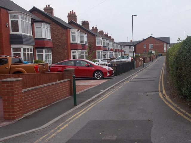 Dene Grove - off Redcar Lane