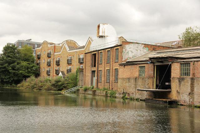 Brunswick Wharf & Kent Wharf