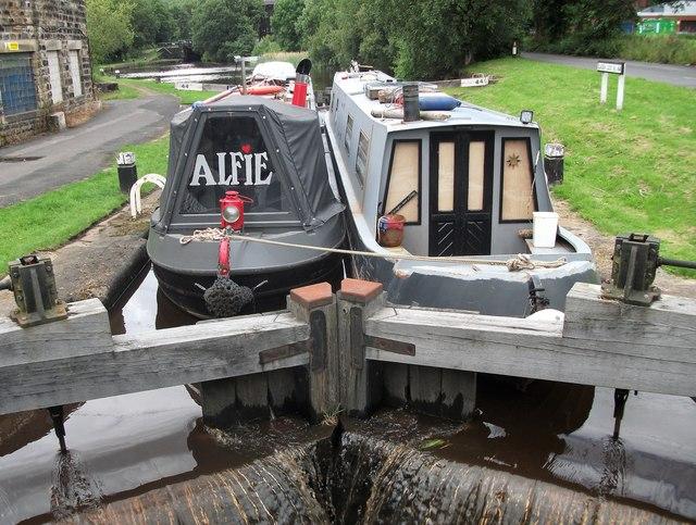 Rochdale Canal,Lock 44