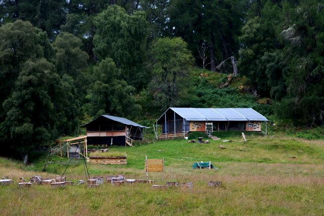 The Shielings Project, Glenstrathfarrar