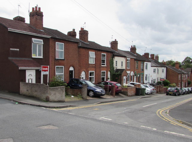 Spring Hill houses, Worcester
