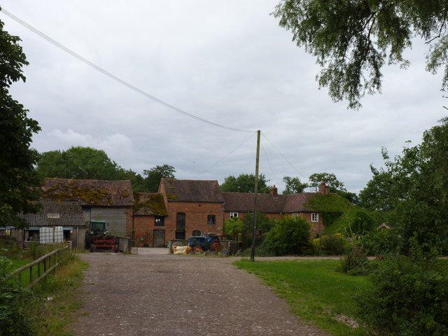 Mill Farm, Huddington, Worcestershire