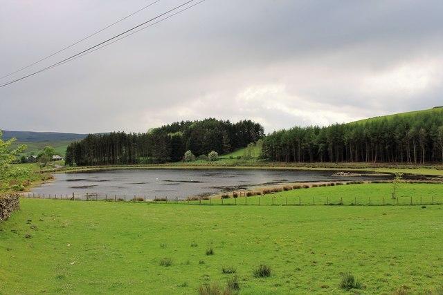 Lake by Shancastle