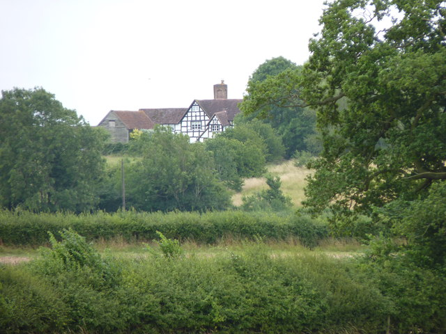 Church Farm, Grafton Flyford