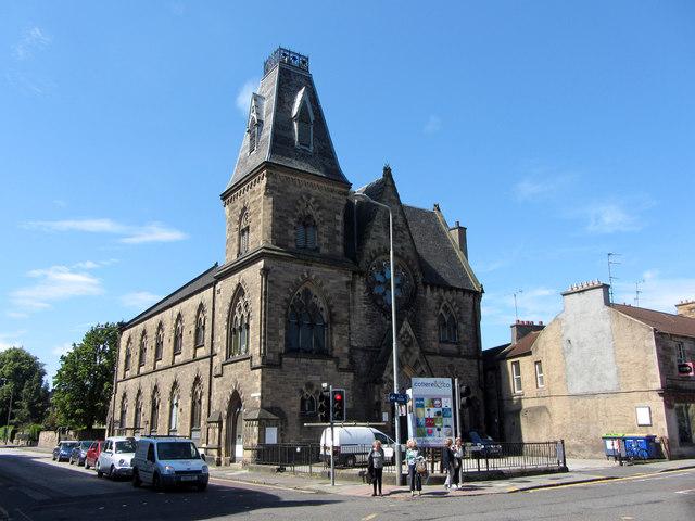 Former Salisbury Church, Causewayside in Edinburgh