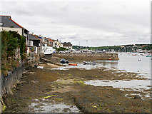 SW8132 : Falmouth Harbour, Fish Strand by David Dixon