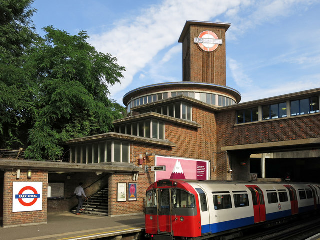 Park Royal tube station, Western Avenue, W5 (5)