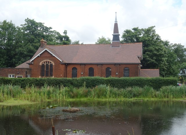 Former Methodist Church, Mill Hill Village