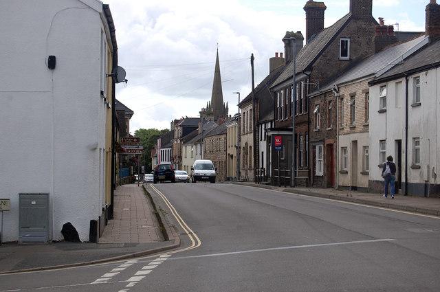 New Street, Great Torrington