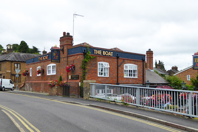 The Boat, Berkhamsted