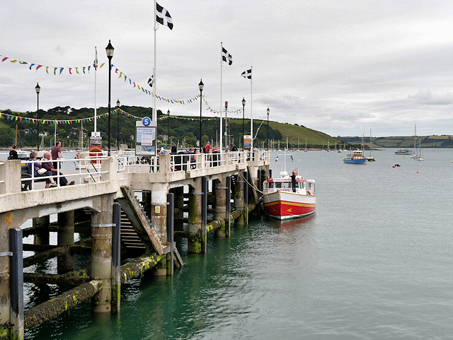 Falmouth, The Prince of Wales Pier