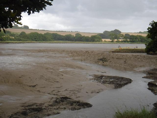 St Germans : River Tiddy