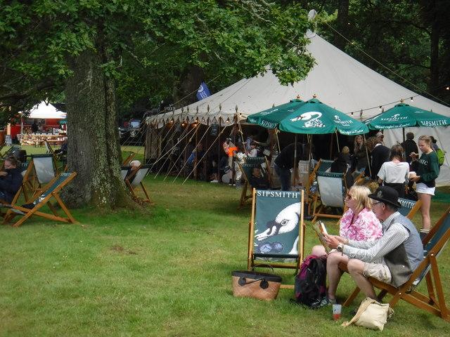 St Germans : Port Eliot Festival