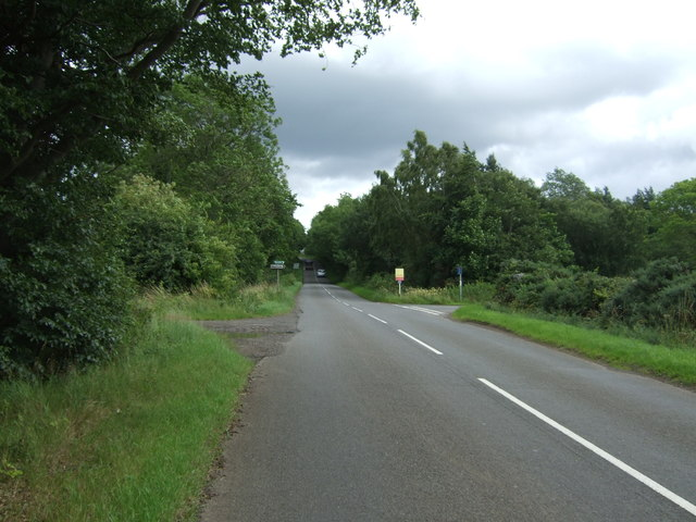 B6355, Cross Hill
