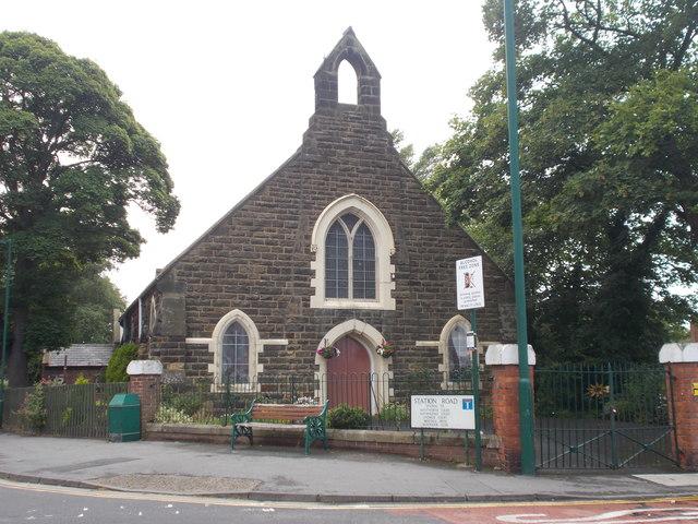 Congregational Church - Jubilee Road