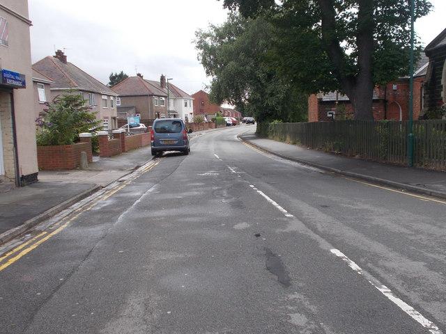 Station Road - Jubilee Road