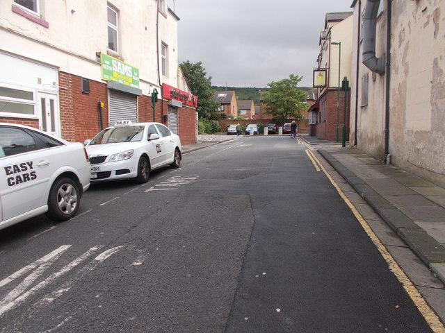William Street - High Street