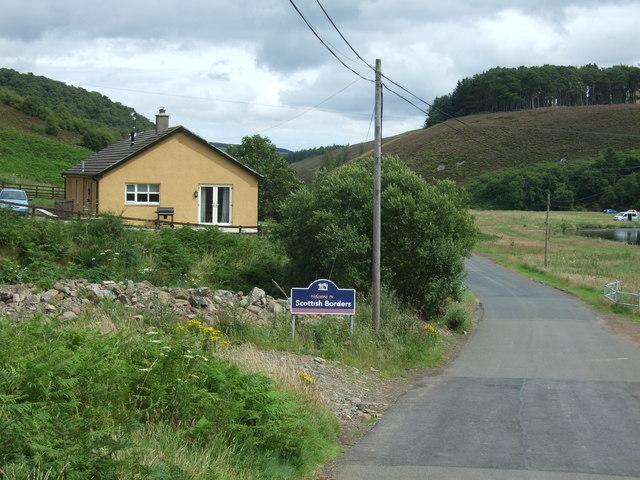 House on the B6355