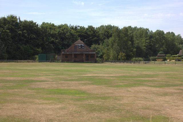 Nutfield cricket ground