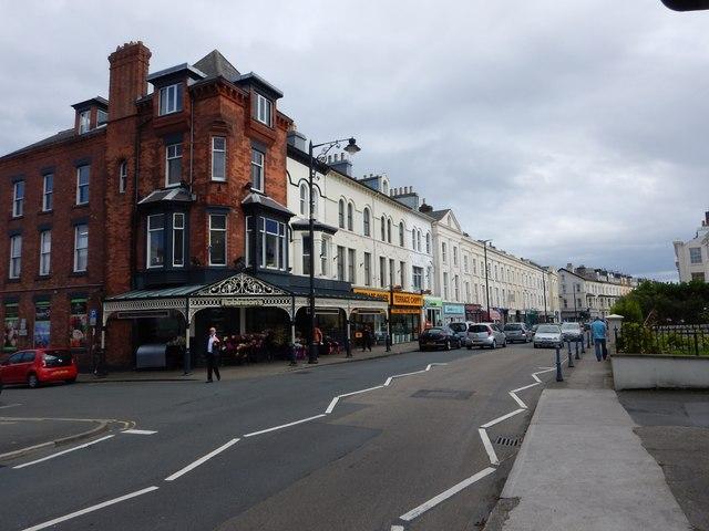 Shops on Woodbourne Road