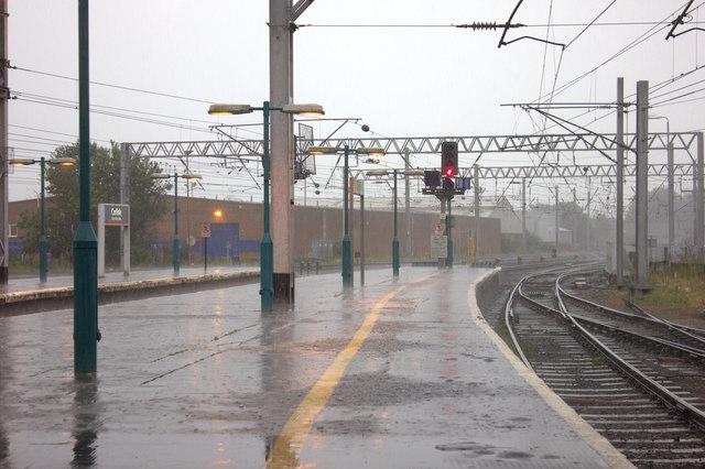 Carlisle station south end