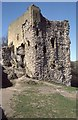 SK1482 : The Keep, Peveril Castle by Philip Halling