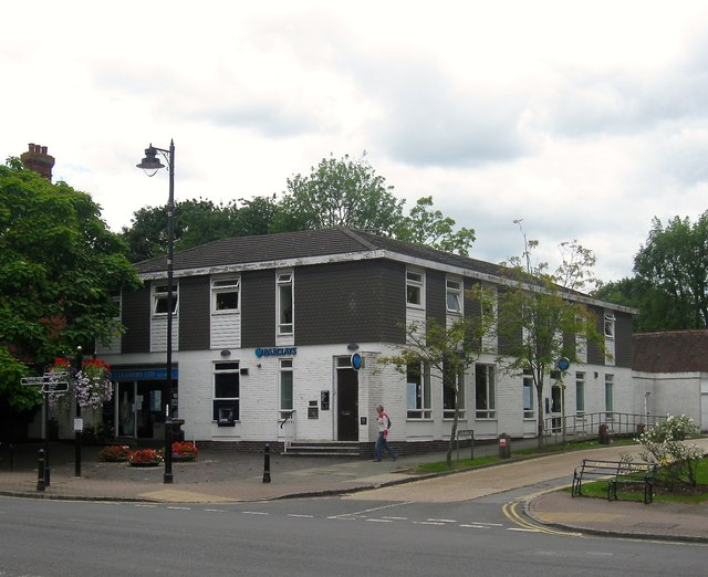 Barclays Bank, High Street, Henfield