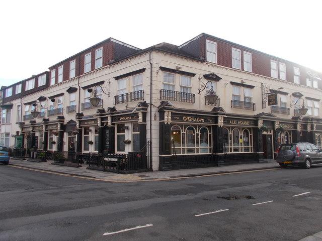 O'Grady's Ale House - Queen Street