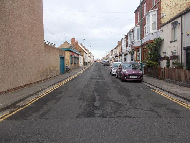 High Street West - Lobster Road